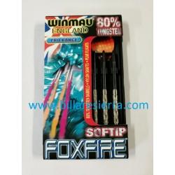Juego Dardos Wizard Foxfire 18g