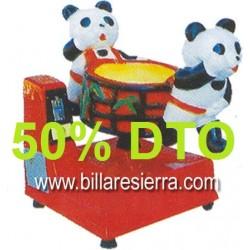 Infantil Osos Panda B