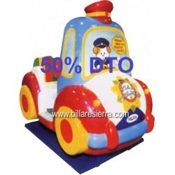 Infantil Coche Policia CD
