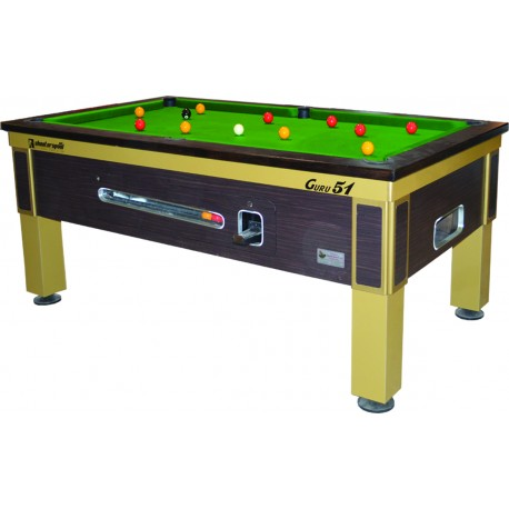 Pool Table Sierra Premier Billares Sanchez Sierra SA - Cannon pool table