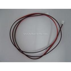 Cable rojo-negro CPU Marcador