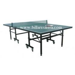 Ping-Pong Estrella con Ruedas