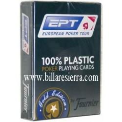 Baraja Poker EPT