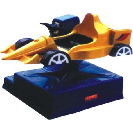 Infantil coche de carreras