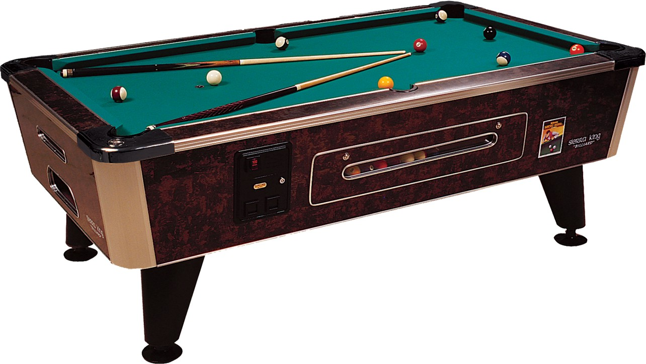 Pool Table Sierra King Billares Sanchez Sierra SA - Billiard table and accessories