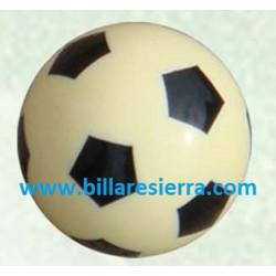 Bola futbolín modelo balón 35/36mm