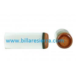 Virola plástico Bufalo pegar 12mm