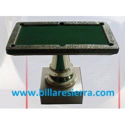 Trofeo mesa billar 16 cm