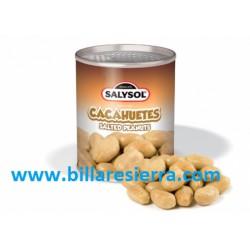 Lata Cacahuetes salados Salysol