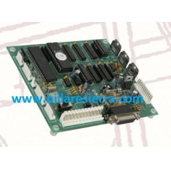 Placa CPU grua C-B