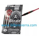 "Juego de dardos ""Harrows Pirate"" 18g."