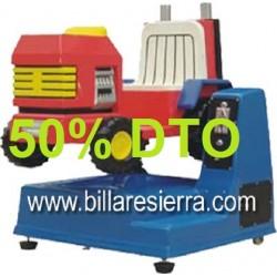 Infantil Tractor