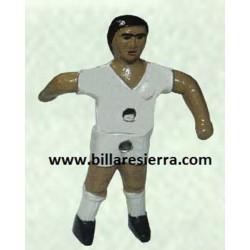 Muñeco Futbolin Sierra Pintado Blanco