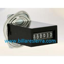 Contador electrónico 12V