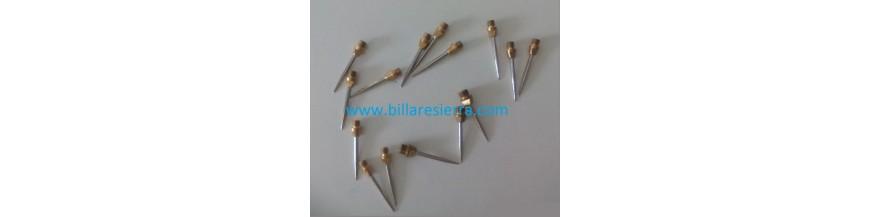Steel tip darts