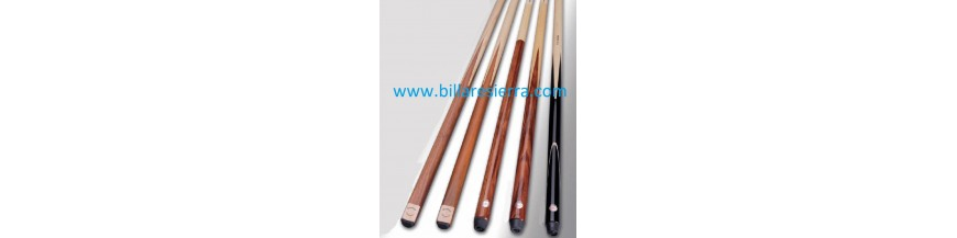 Pool Cue Sticks