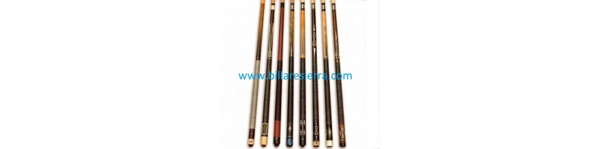 Pool Cues Stick (Two pieces)