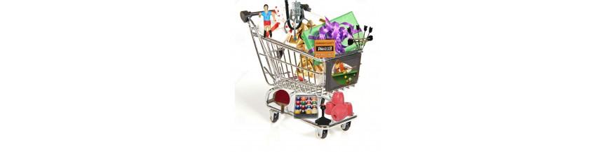 tienda online, accesorios, repuestos