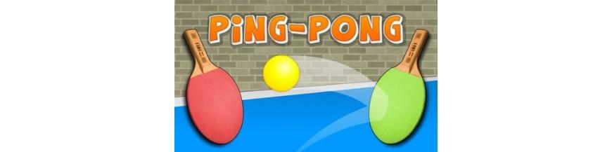 ping-pong, accesorios, repuestos
