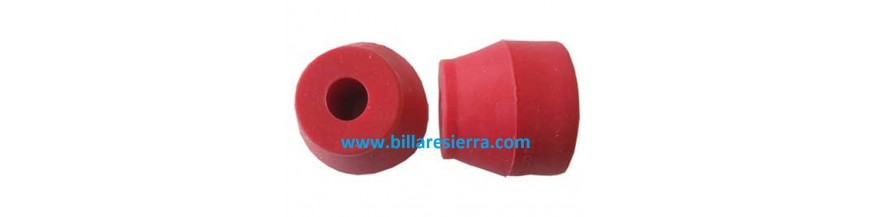 Silicone Foosball Bumpers