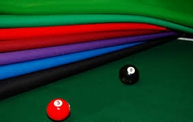 Cloth for Snooker and Billiards
