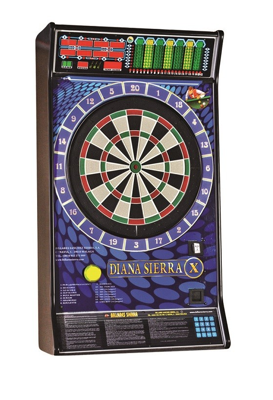 DARTS MACHINE