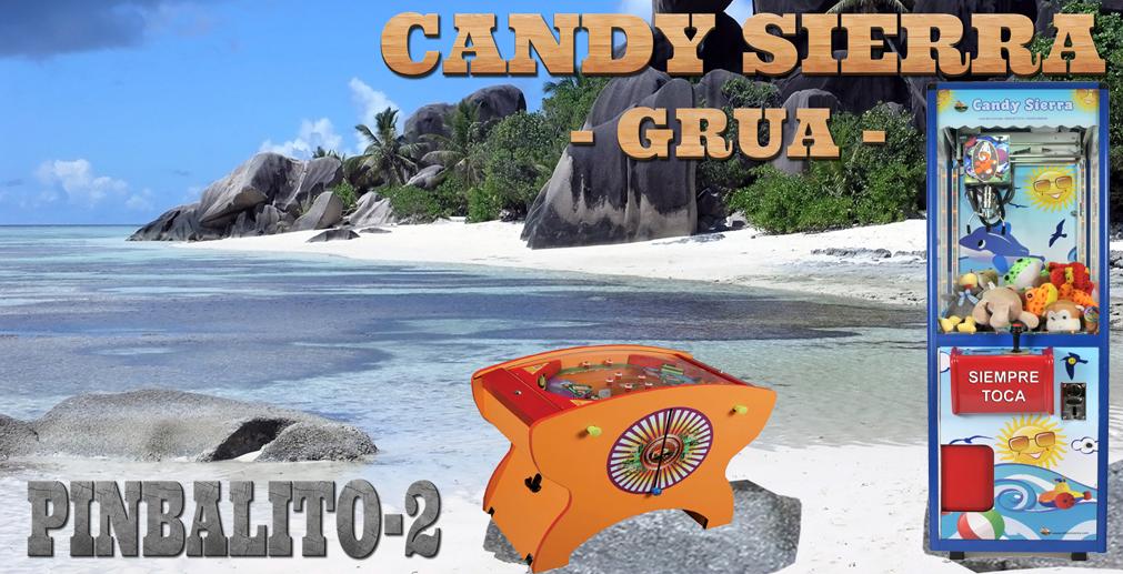 CANDY SIERRA. GRUA Y PINBALITO-2